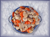 Click here to view a larger image of these succulent scallops